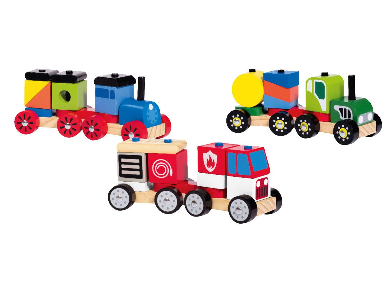 houten voertuigen 599 - Geweldig (budget!) houten speelgoed tips voor Sinterklaas