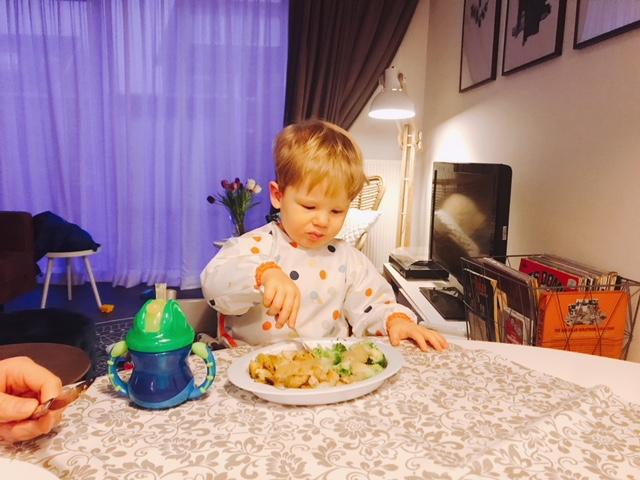 IMG 2690 - Elise's Weekly Pictorama Januari 2018 #4 - Verjaardagen & Bolle Buiken!