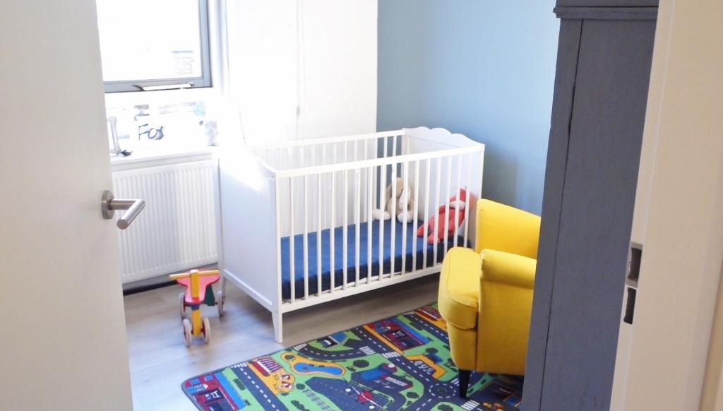 Roomtour Fos in het nieuwe huis & Mini Sneak Peek Babykamer!