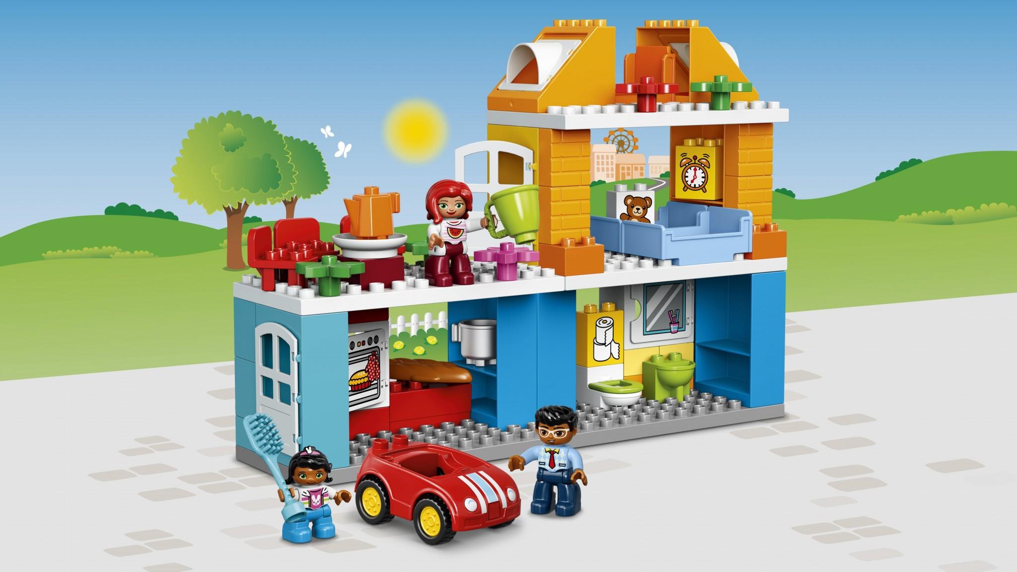 Duplo Familiehuis - Cadeautjes van Fos! Tips voor een verlanglijstje voor een kindje van twee!