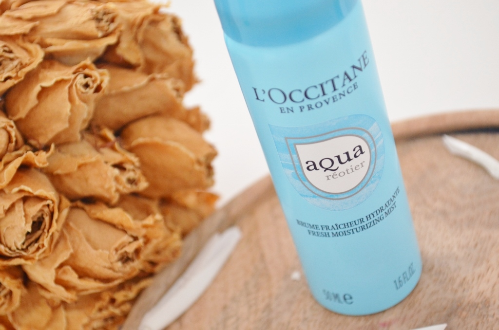 L'Occitane Aqua Réotier - Fresh Moisturizing Mist 50 ml - €11,50*
