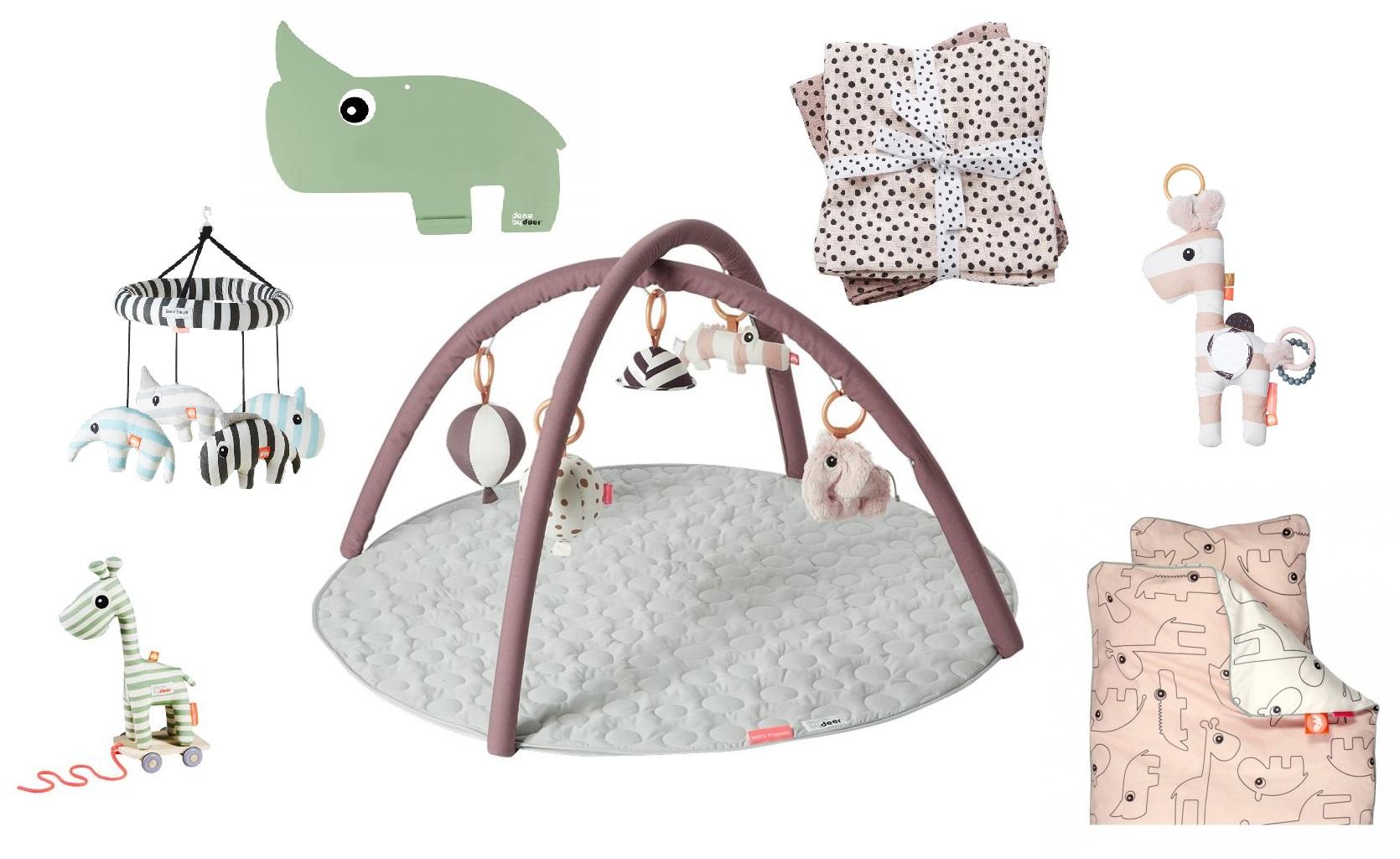 Done by Deer - Leuke Babymerken- Trixie Baby, Fresk & Done by Deer