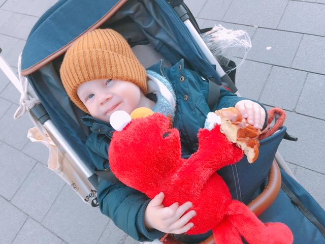 IMG 3846 - Weekvlog #44 - Zwangerschap Week 24: Babykamer schilderen & Fos is 2, hoezee!