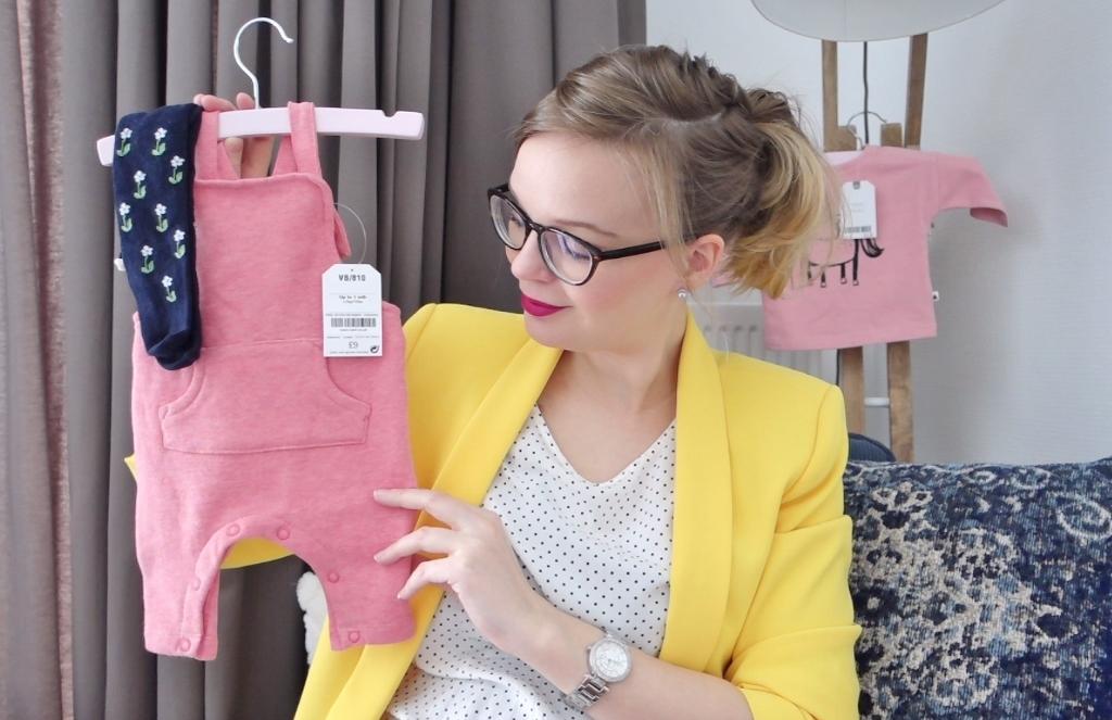 Shoplog voor Baby Zusje - met o.a. Next Dirext, Zeeman & Zara