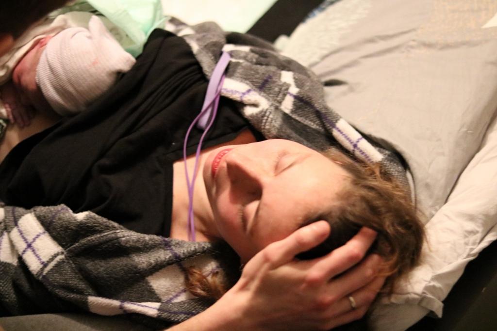 Goede Voorbereiding: Bevallingsverhaal #45 - Renate