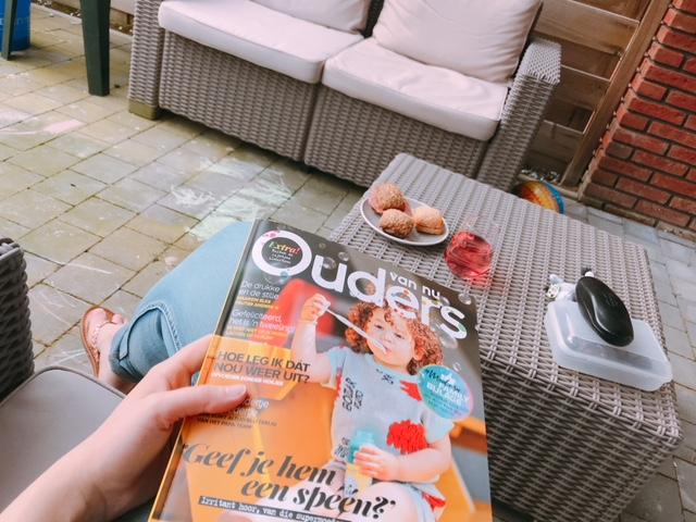 Elise's Weekly Pictorama April 2018 #1 - Wat een heerlijk weer!