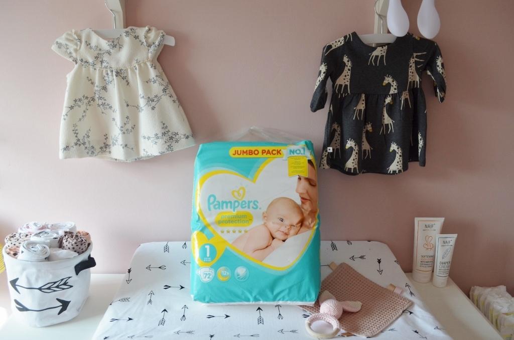 Win - Drie keer de nieuwste Pampers Baby Dry Maandbox!