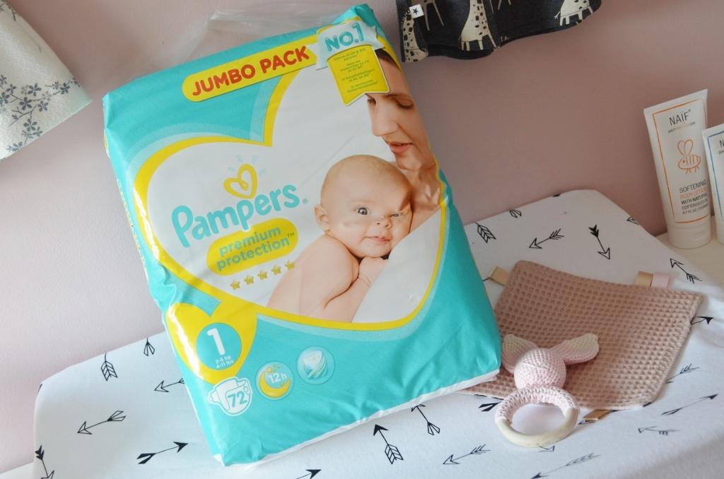 DSC 0634 1024x678 - Win - Drie keer de nieuwste Pampers Baby Dry Maandbox!