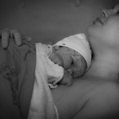 Mijn Bevallingsverhaal van Hazel