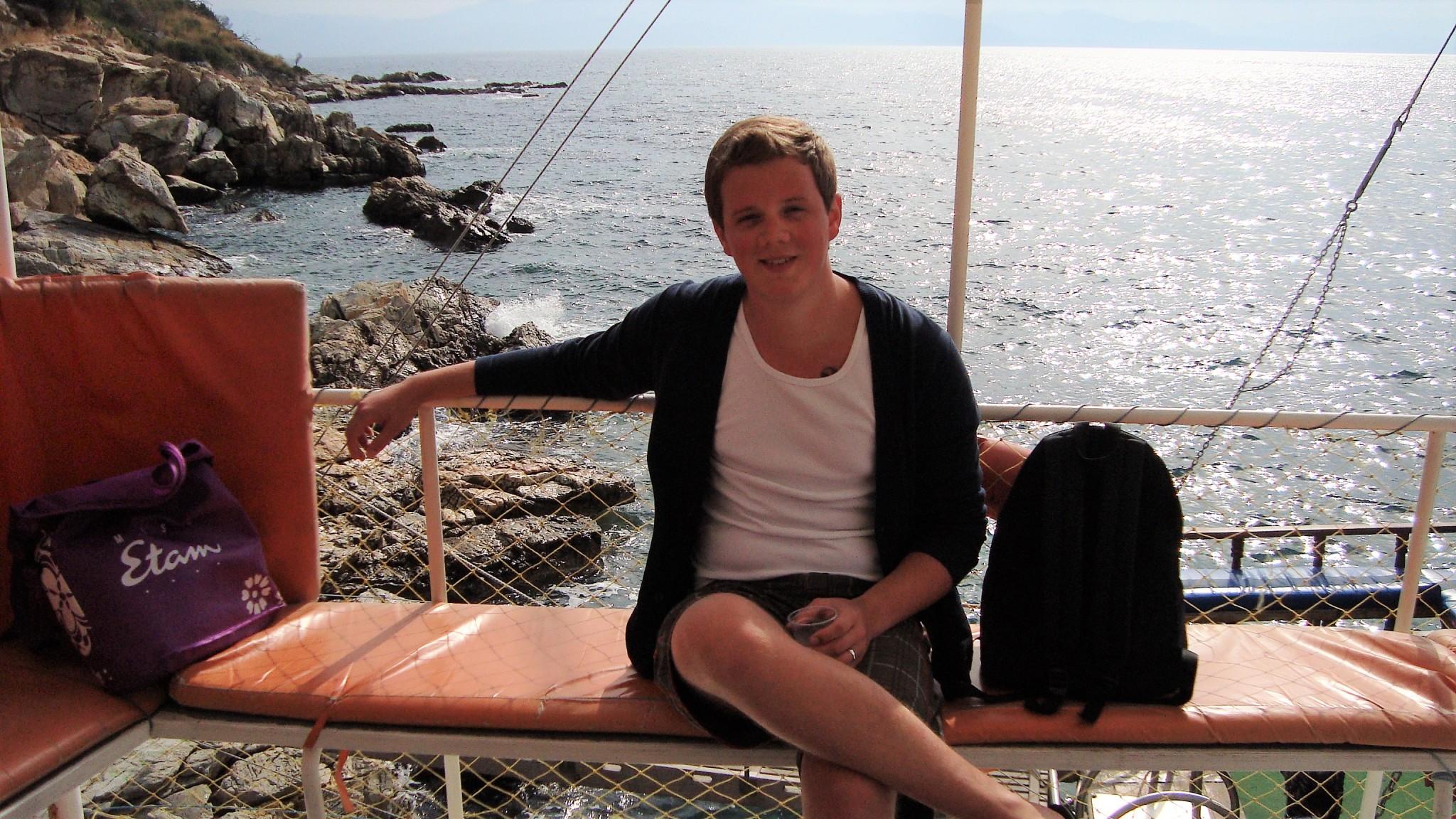 Boris Turkije  - Onze eerste vakantie als stel & op vakantie zonder kinderen?