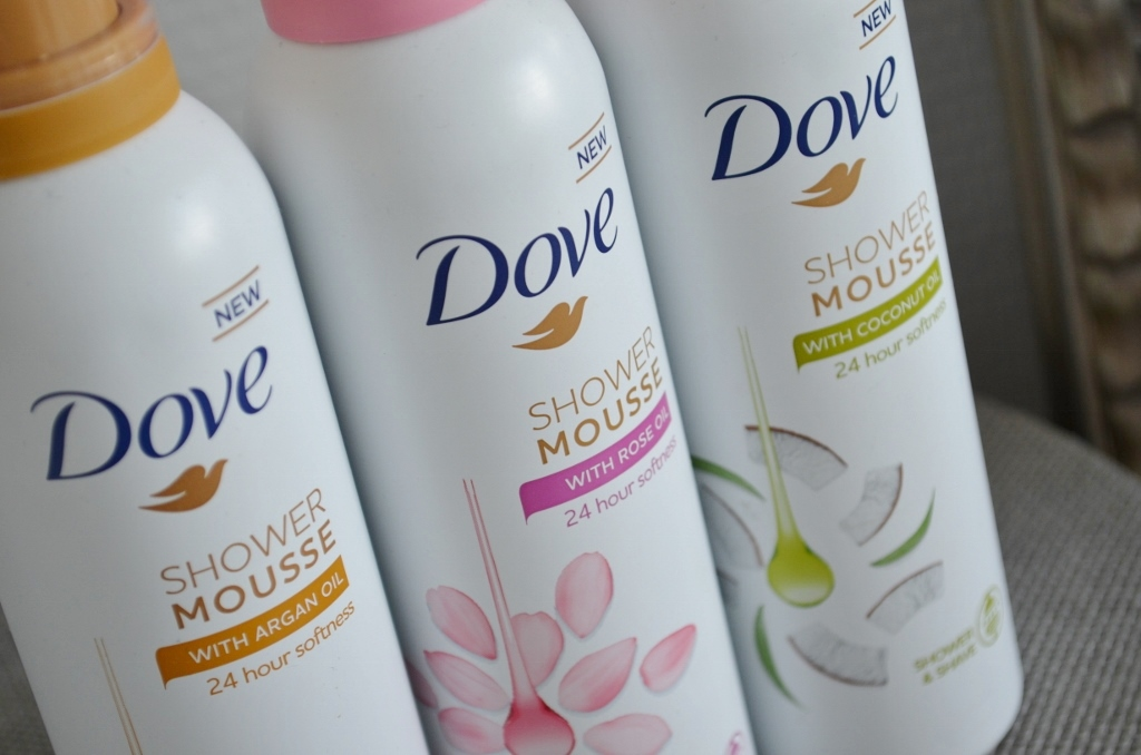 DSC 1445 1024x678 - Nieuwe Dove Shower & Shave Mousse Review