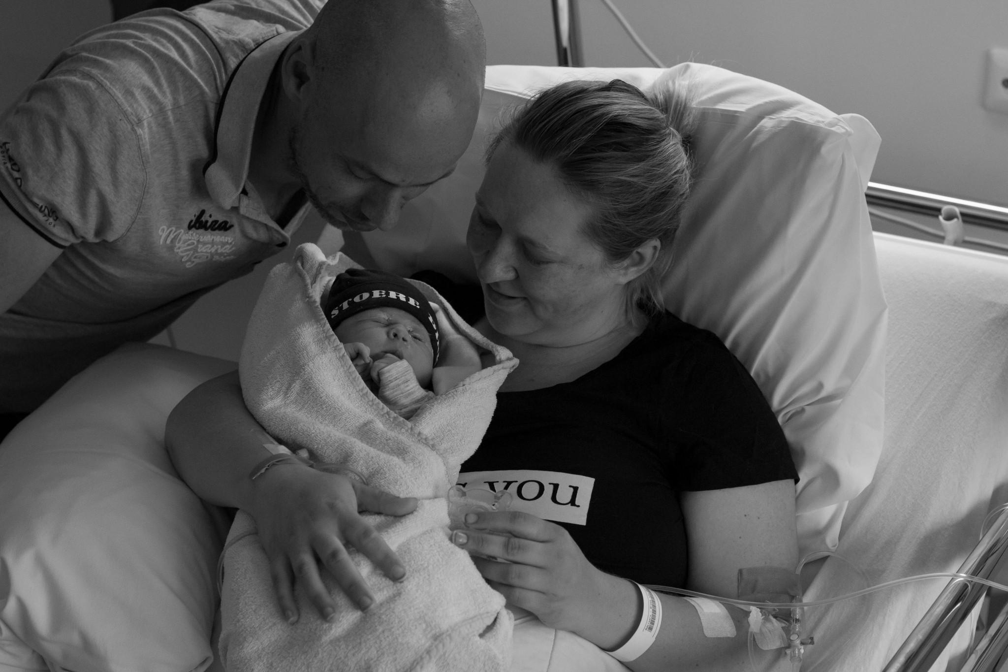Bijzondere verhalen #12 - Nicole d'r zoontje heeft een schildklier afwijking