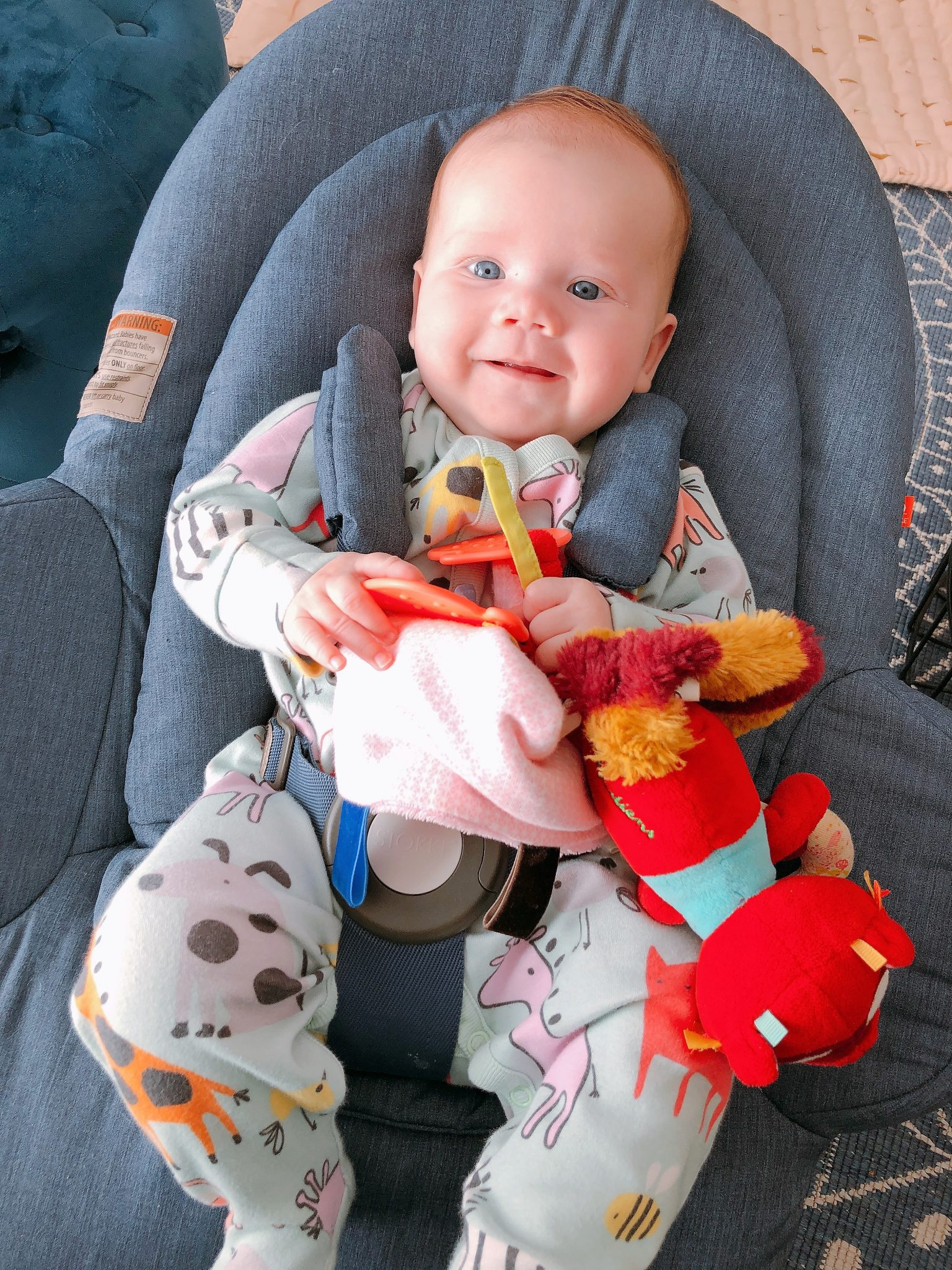 IMG 2956 - Baby Essentials voor Hazel die wij nu gebruiken! (Baby 3 maanden oud)