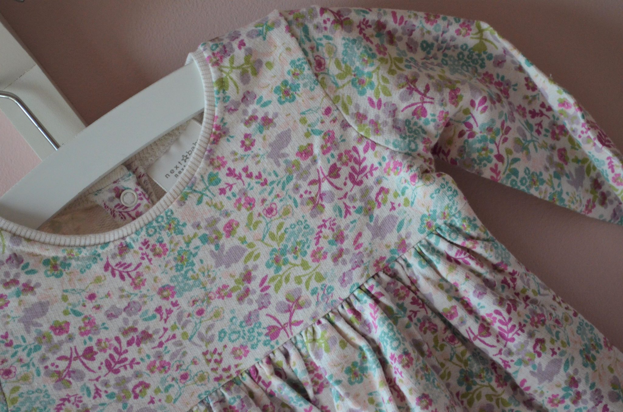 DSC 0335 4928x3264 - Herfstkleding voor Hazel van de H&M en Next Direct