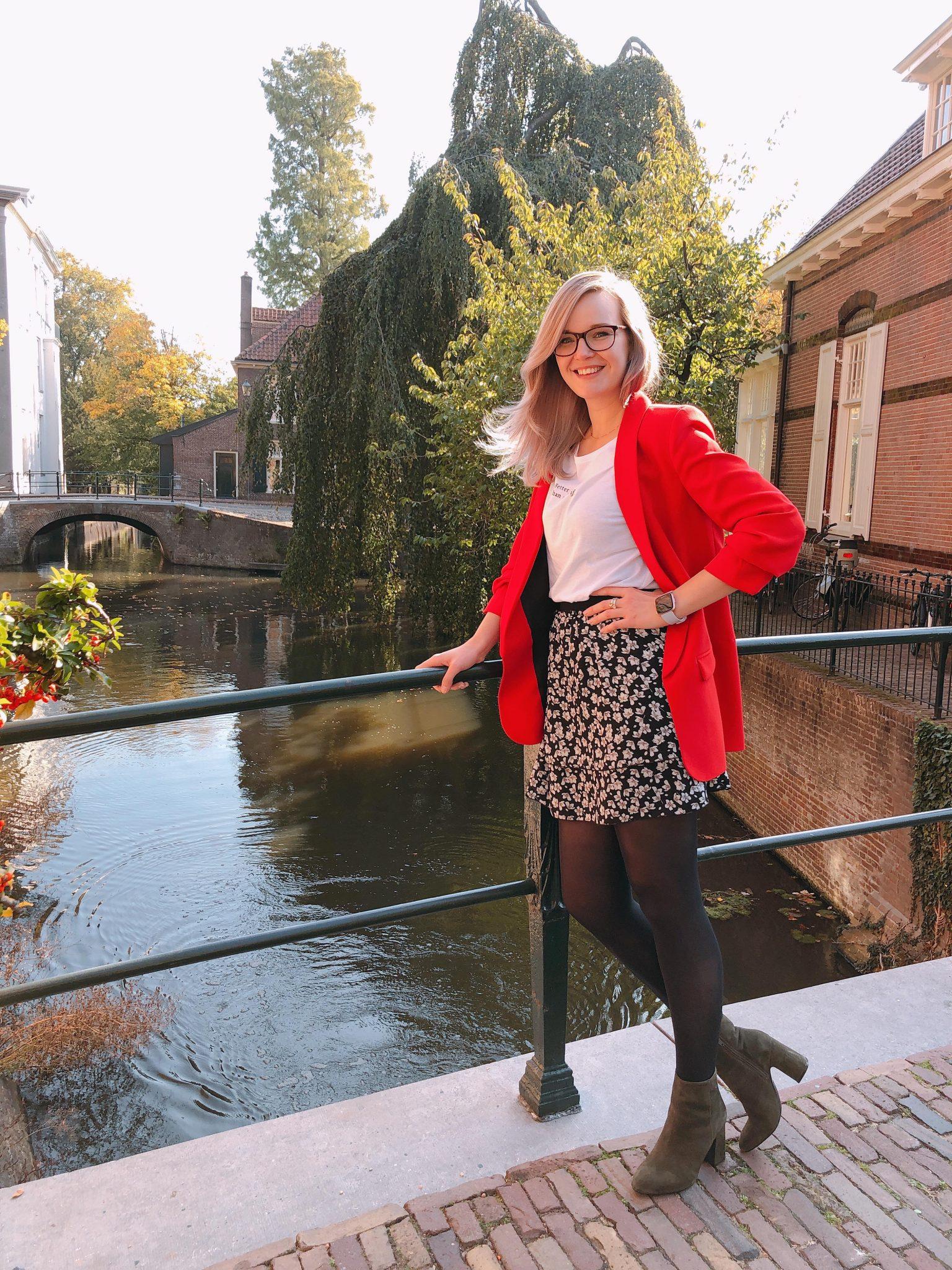 Elise's Weekly Pictorama - Amersfoort met Sanne!
