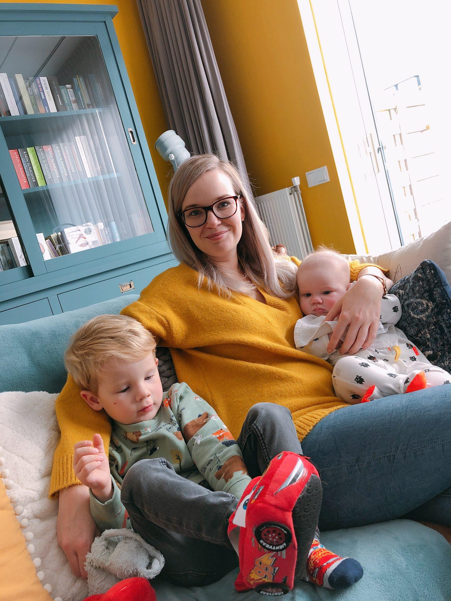 Elise's Weekly Pictorama - Huis, tuin & keuken bezigheden