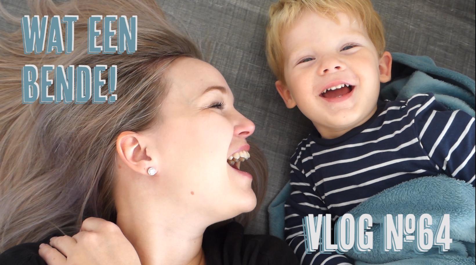 Vlog 64: Wat een (gezellige) bende!