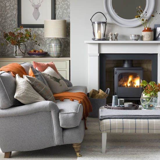 Cozy livingroom - Nieuwe woonkamer inspiratie; banken!