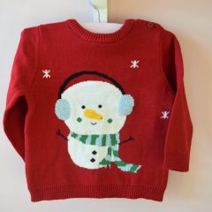 Nieuwe (Kerst)kleding voor Fos & Hazel!