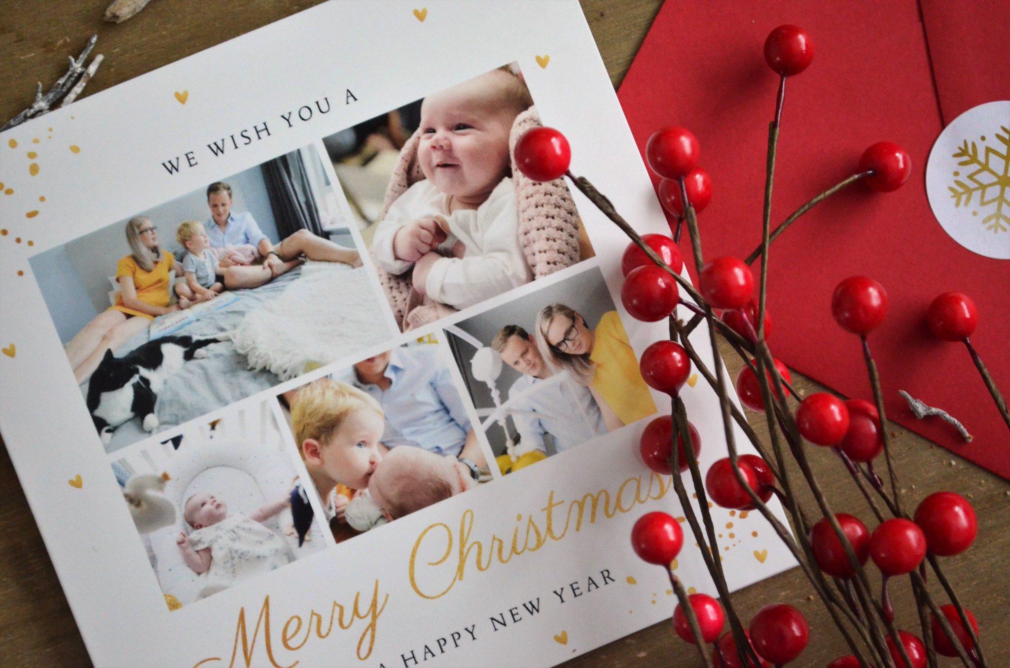 Onze persoonlijke kerstkaarten van dit jaar!