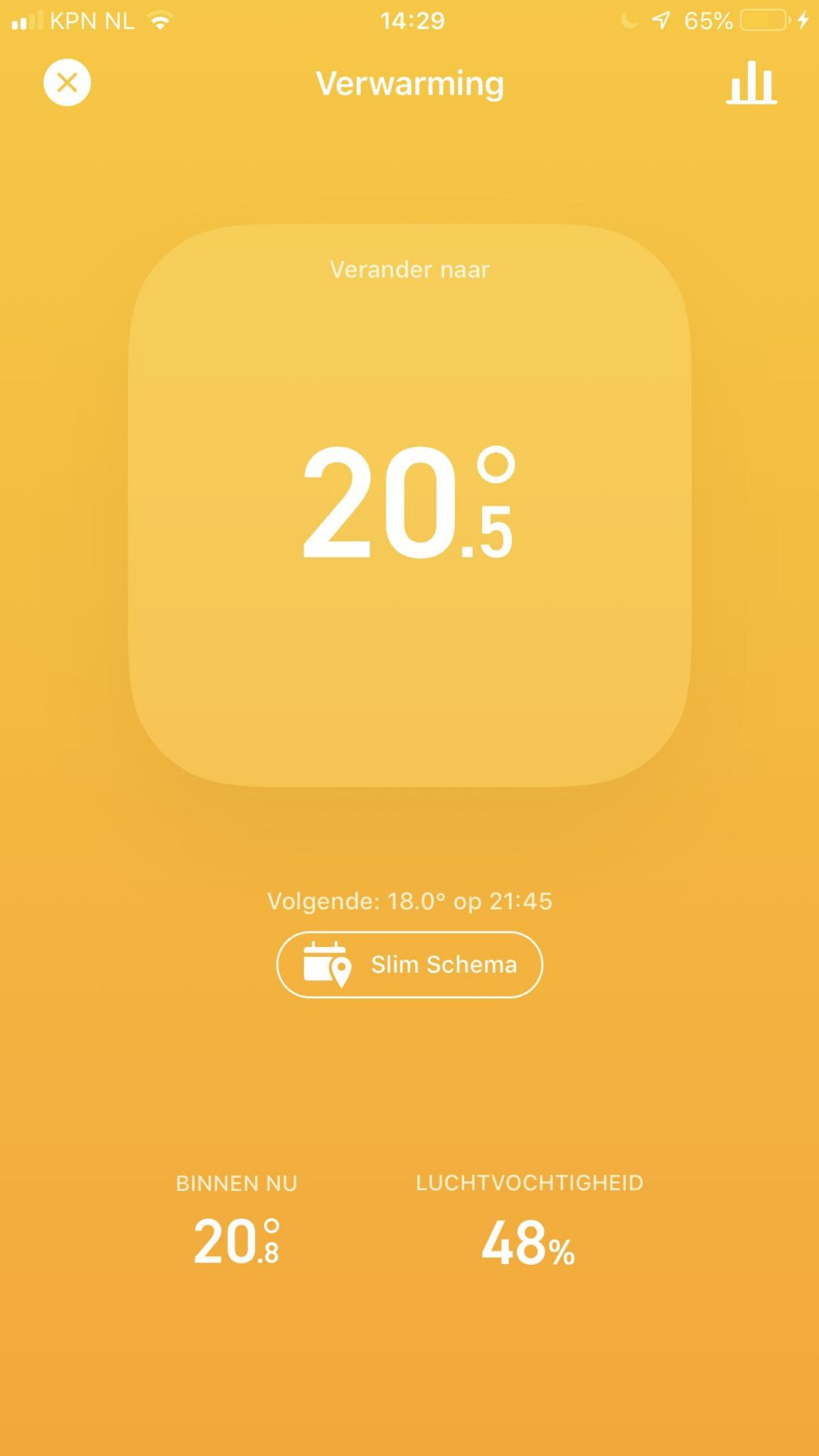 Tado Slimme Thermostaat Review: onze nieuwe slimme thermostaat!