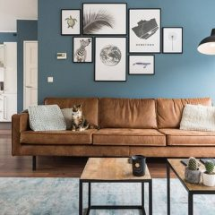 Nieuwe woonkamer inspiratie; banken!