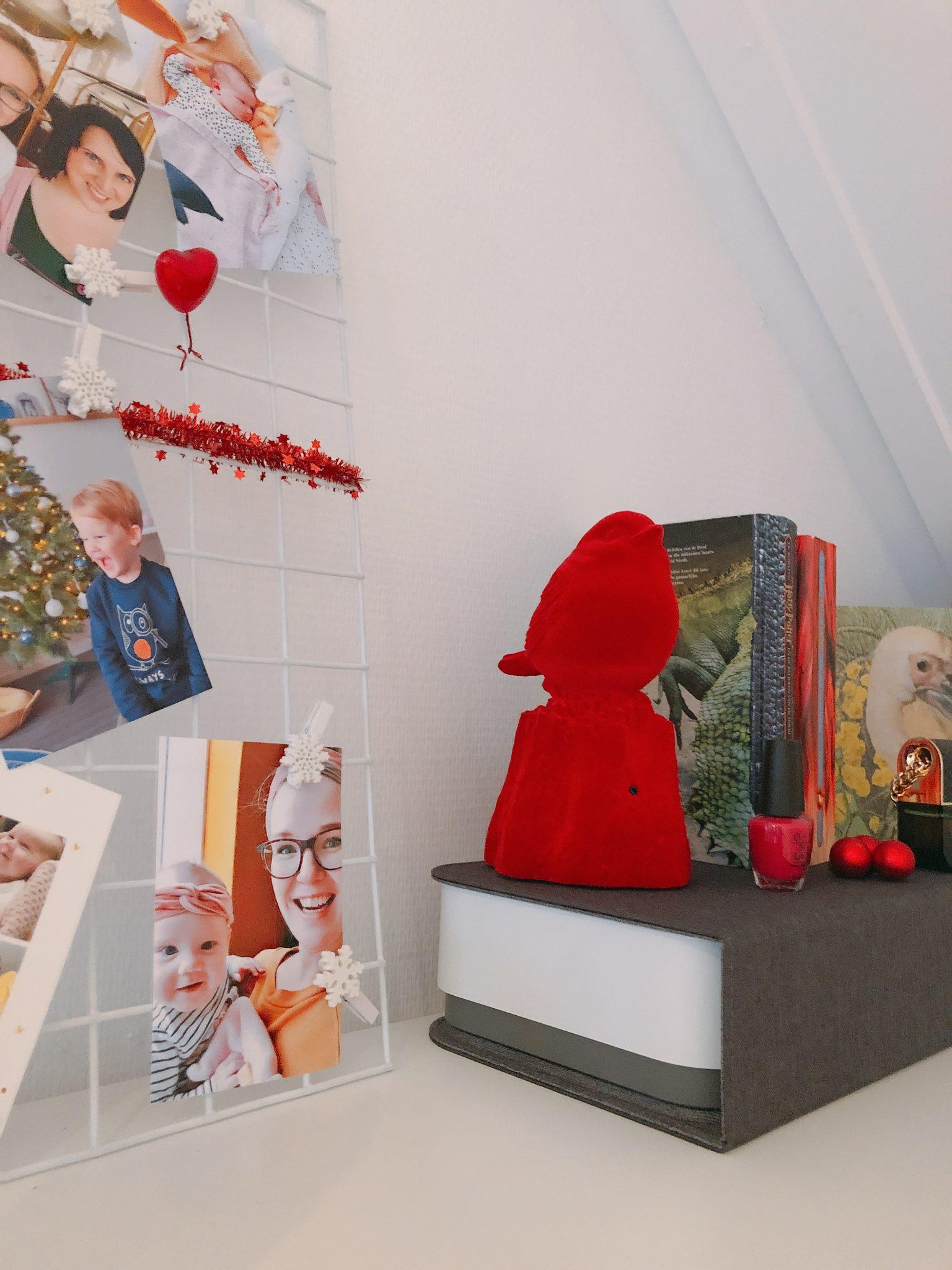 Ook op kantoor in de kerstsferen!