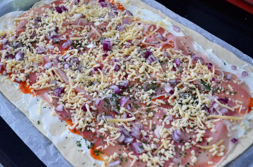Snelle, makkelijke en lekkere pizzarolletjes!
