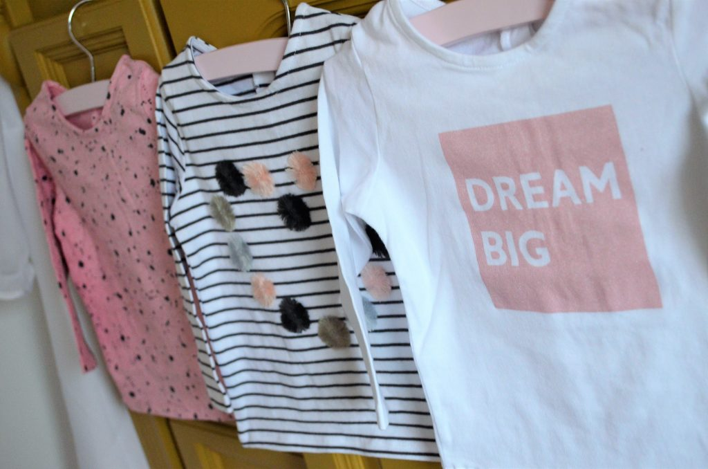 Next Direct & Zara Sale Shoplog voor Hazel