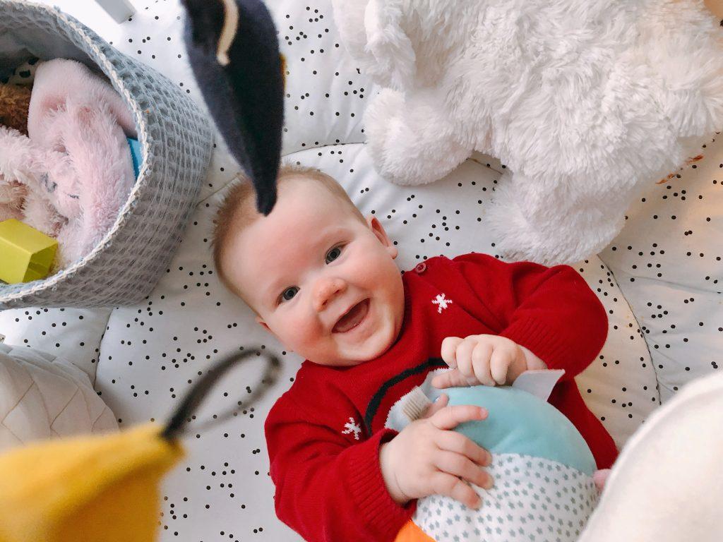 IMG 8791 1 e1547451158605 1024x768 - Zeven maanden 'Eet & Slaap' update - Baby Hazel