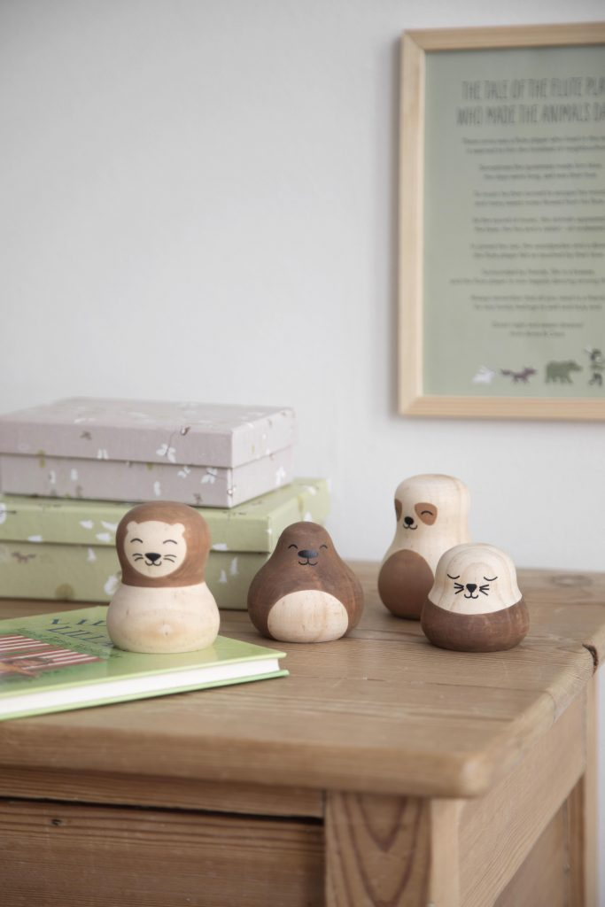 Available 2.May2019 SostreneGrene DecorativeAnimals2 min 4480x6720 683x1024 - SØstrene Grene: Kinderkamer collectie 2019