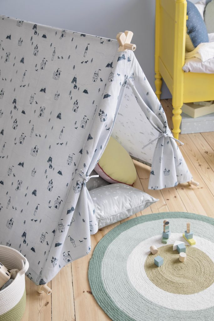 Available 2.May2019 SostreneGrene Tent1A min 4480x6720 683x1024 - SØstrene Grene: Kinderkamer collectie 2019