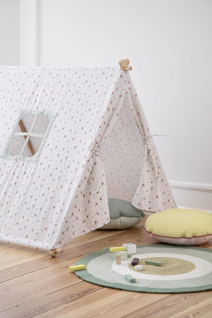 Available 2.May2019 SostreneGrene Tent2 min 4480x6720 683x1024 - SØstrene Grene: Kinderkamer collectie 2019