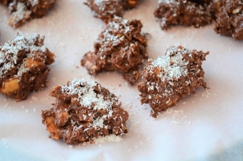 DSC 1589 4928x3264 1024x678 - Pindarotsjes met karamel-zeezout chocolade & kokos