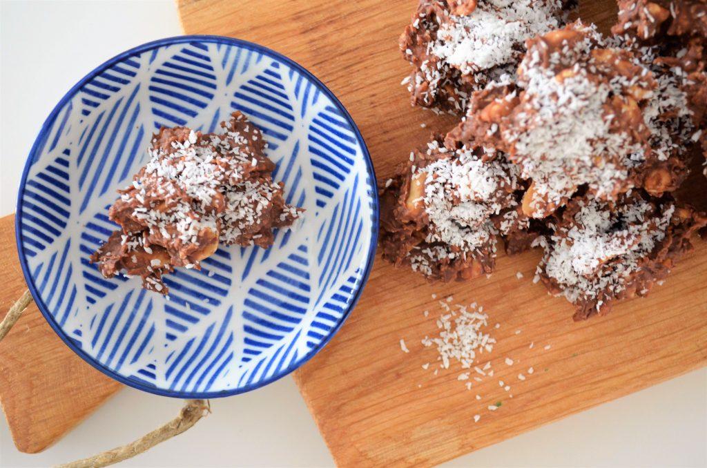 DSC 1620 4928x3264 1024x678 - Pindarotsjes met karamel-zeezout chocolade & kokos