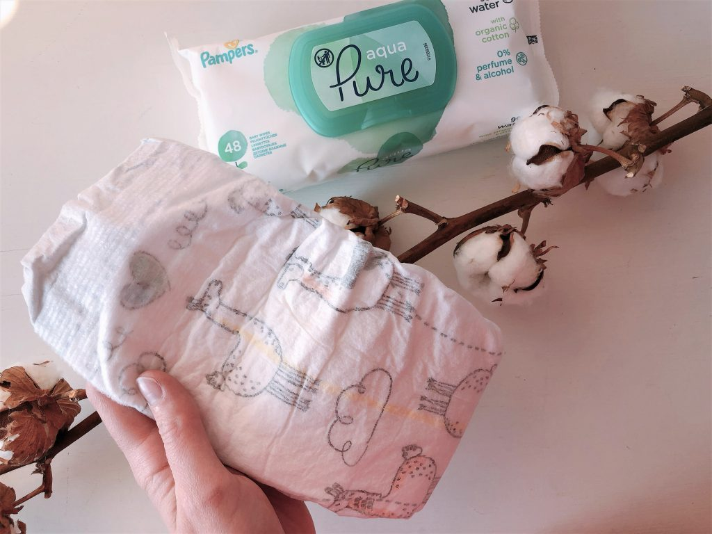 Sharing is caring! Win 3x Pampers Pure Protection maandbox winactie