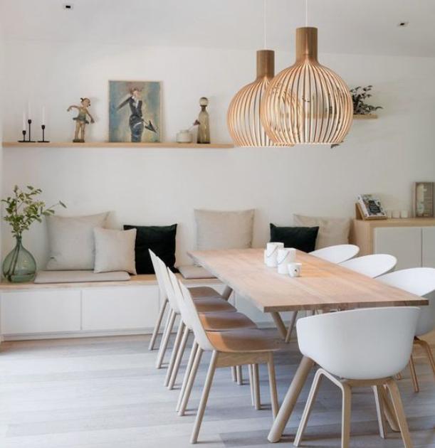 Lampen inspiratie eettafel - Lampen inspiratie voor het nieuwe huis!