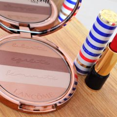 Lancome Summer Look 2019 - Bronzer & Lipstick Review