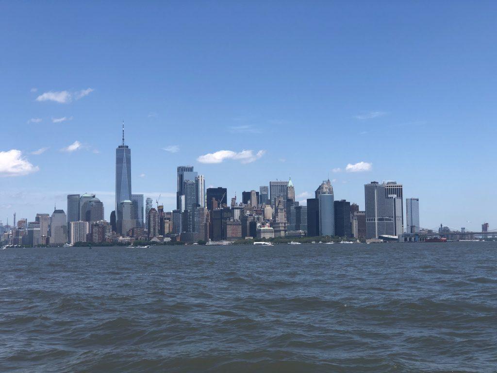 Fotoverslag Vakantie New York met Boris!