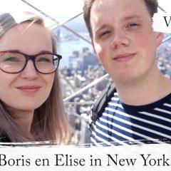 Vlog 75: Eindelijk naar New York & Bioscoop met Fos