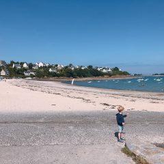 Fotodagboek Vakantie: Camping Les Mouettes, Bretagne!