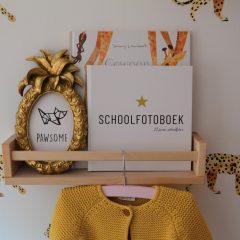Nieuwe invulboeken: Kletskous, Opgroei- en Schoolfotoboek!