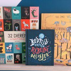 Boekentip: Bedtijdverhalen voor Rebelse Meisjes