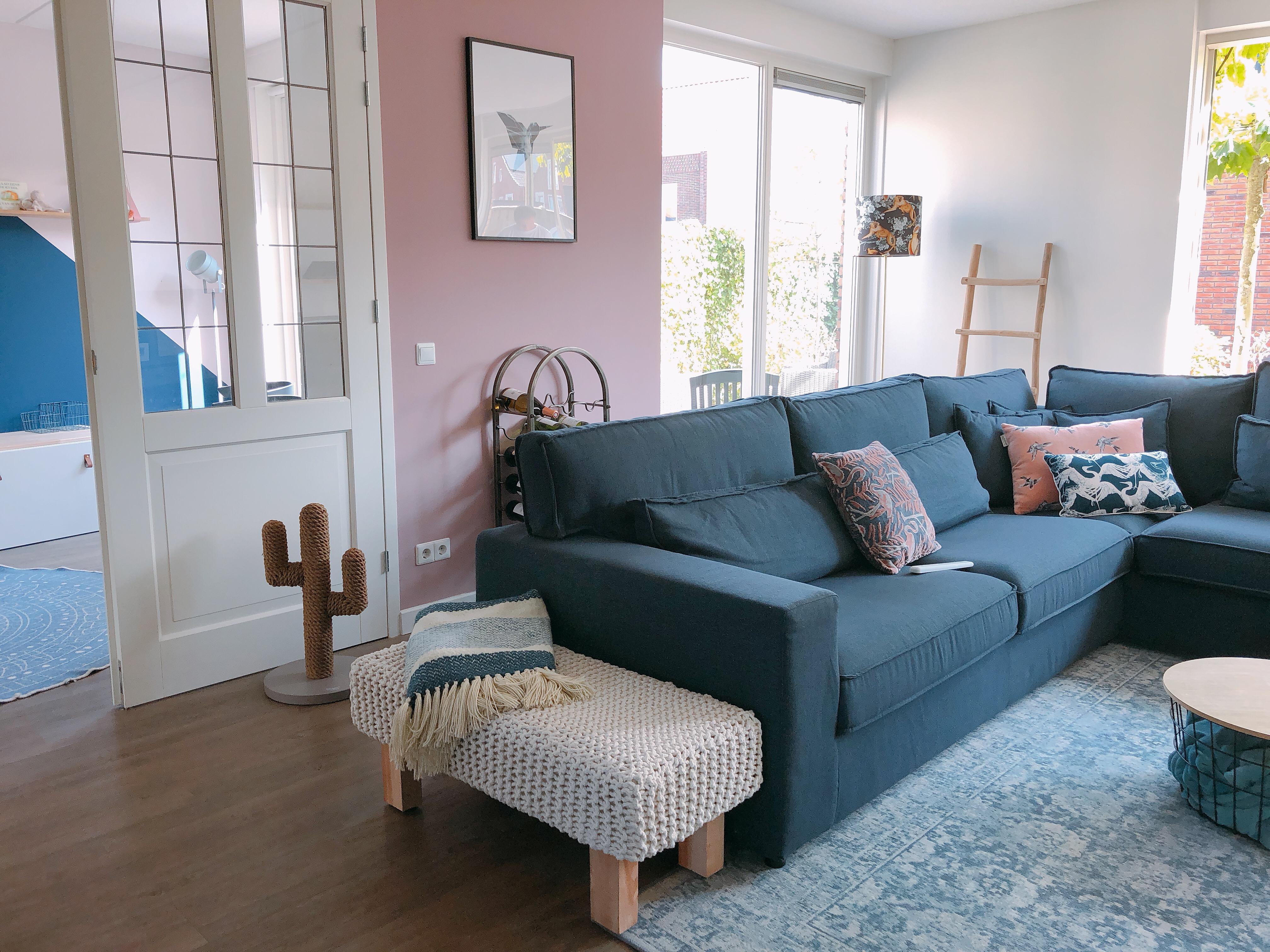 Durf te kiezen voor kleur in je interieur!