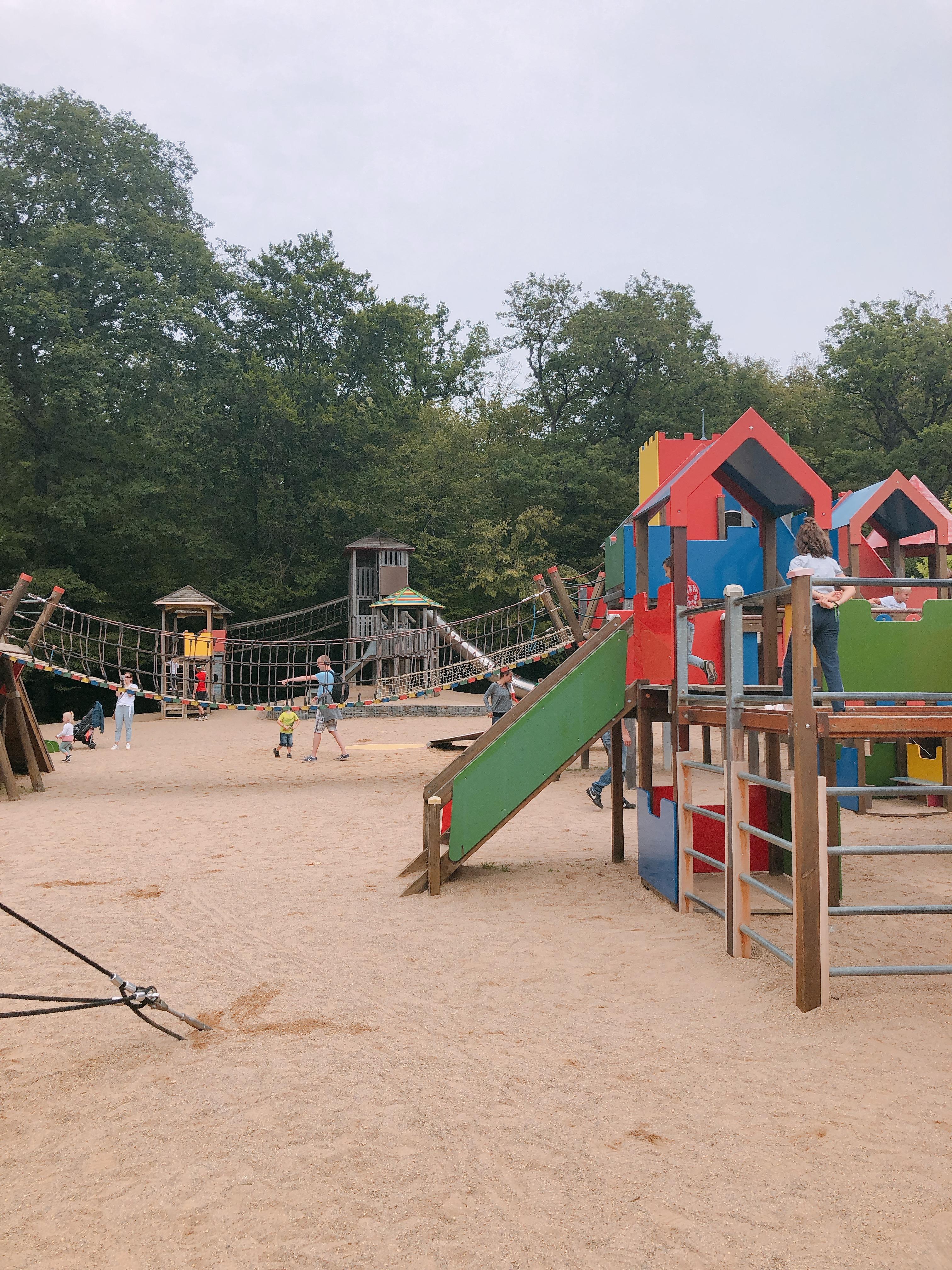 IMG 1803 - Fotodagboek Vakantie: Camping Iris Parc Birkelt in Luxemburg!