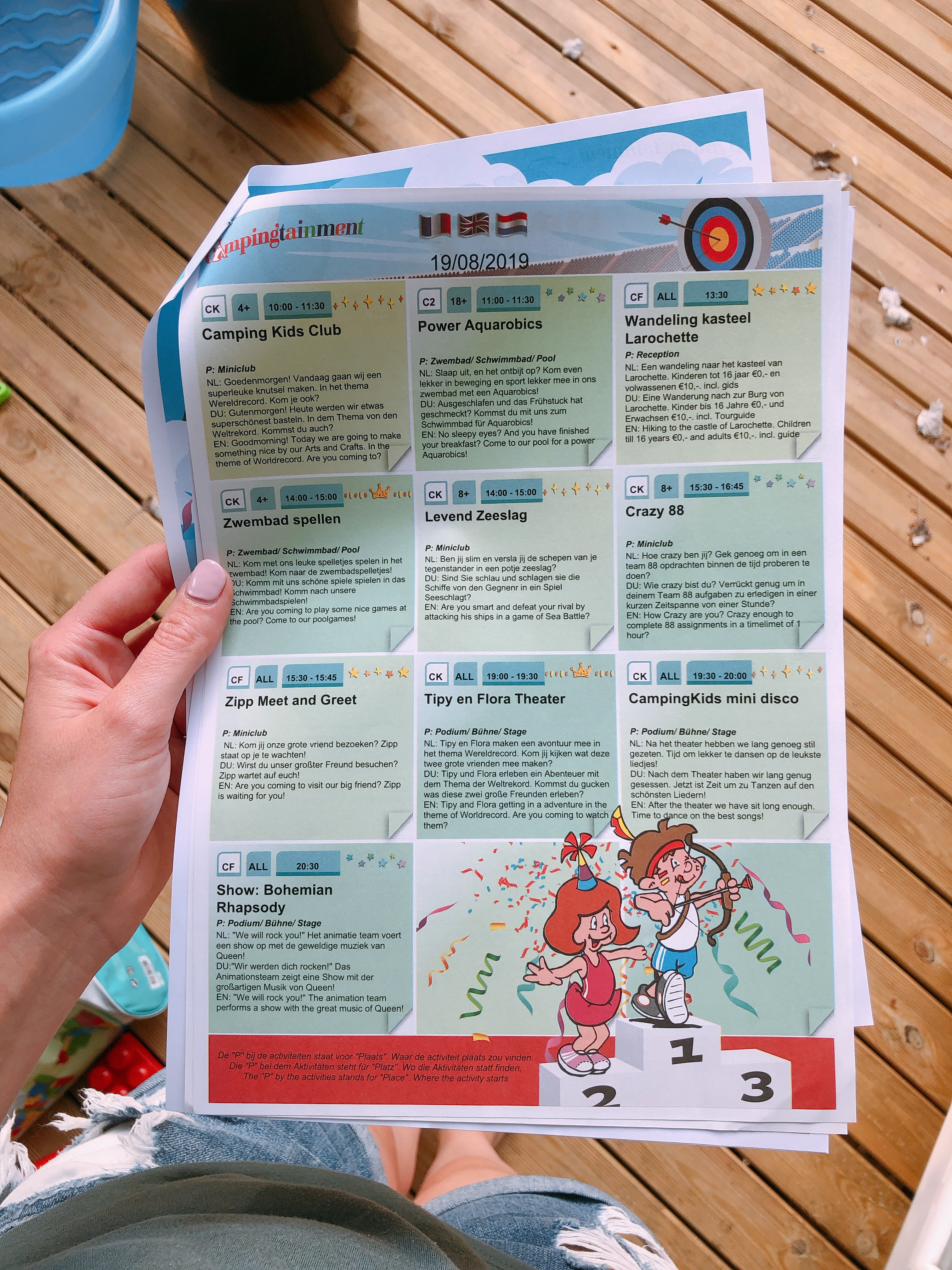IMG 1974 - Fotodagboek Vakantie: Camping Iris Parc Birkelt in Luxemburg!