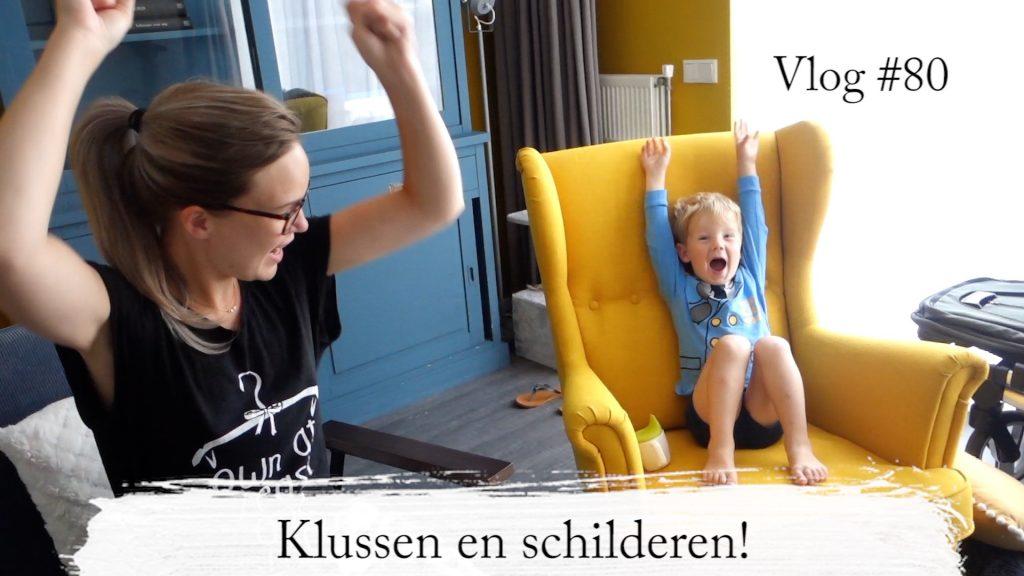 Vlog #80 - Klussen & Schilderen + Birthday!