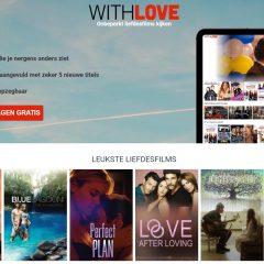 Win! Vijf keer jaarabonnement op de nieuwste streamingdienst WithLove!