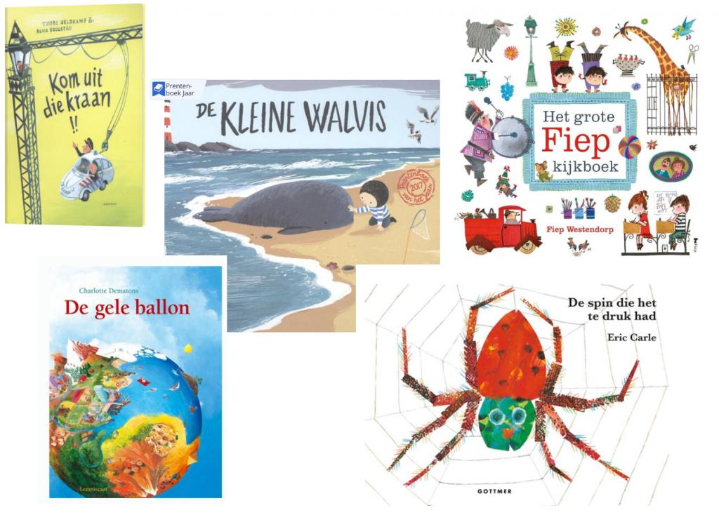 Vijf keer de leukste prentenboeken 1024x734 - 5x leuke prentenboeken om cadeau te doen!