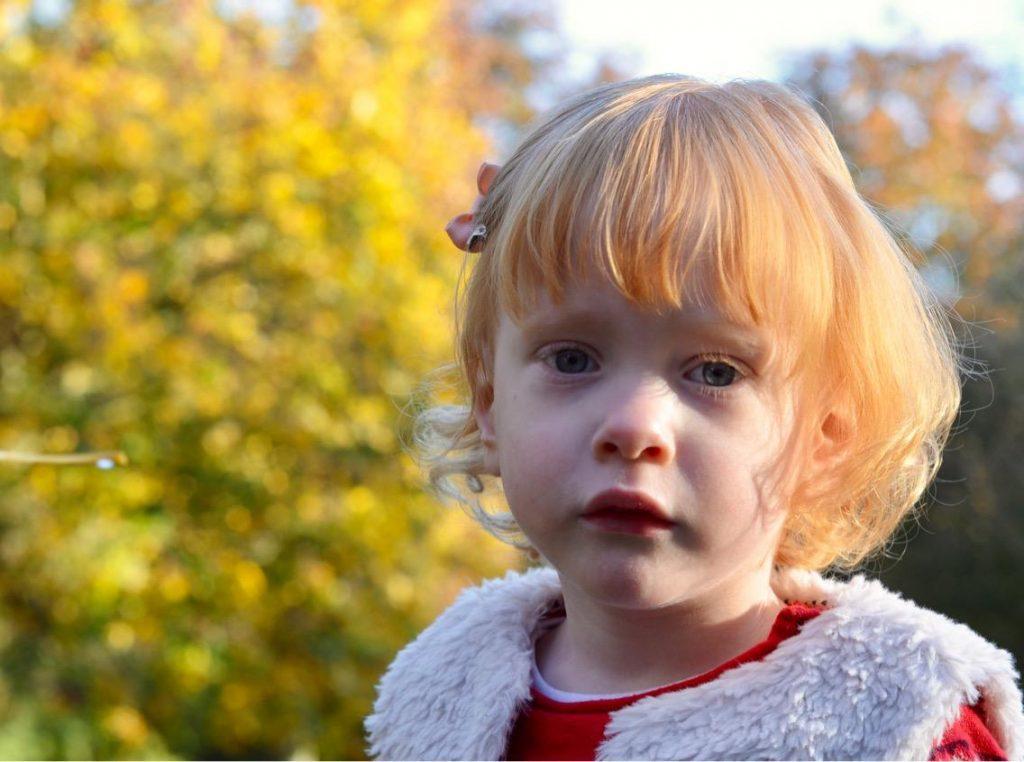 Josephien 3 jaar oud okt 2019 1024x762 - Bijzondere verhalen #17 - Dochter Josefien werd 14 weken te vroeg geboren, Ilse kreeg een hersenbloeding